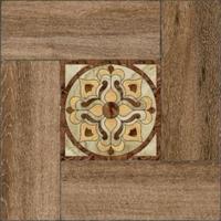Плитка Ранчо на коричневом коричневый  ПГ3РЧ424