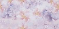 Акварель на розовом синяя  ВС9АЛ503 (вставка)