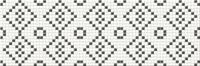 Pret a porte black & white mosaic