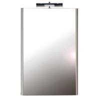 Зеркало Ravak M560 56,5x80 с подсветкой, береза/белый