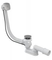 Сифон для ванны слив-перелив Ravak II X01506, удлиненный
