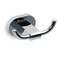Крючок для полотенца Ravak Chrome X07P186, двойной