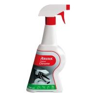 Ср-во для ухода за хром, деталями Ravak Cleaner Chrome (500 мл)