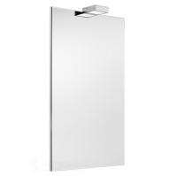 Зеркало Roca Gap ZRU9000090 45x85 со светильником