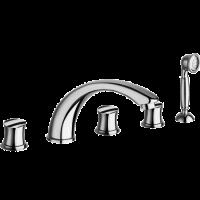 Смеситель для ванны с душем La Torre Elisabeth 39770