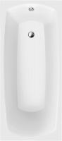 Ванна квариловая Villeroy&Boch My Art 170x75 UBQ170MYA2V-01 с ножками, белая
