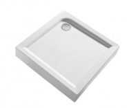 Акриловый квадратный душевой поддон 90X90 см Kolo First XBK1690000