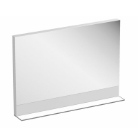 Зеркало Ravak  Formy 80x72, белое